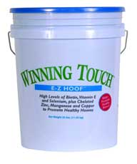 Winning Touch Ez Hoof 25 lb