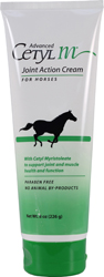ADVANCED CETYL M JOINT ACTION CREAM FOR HORSES