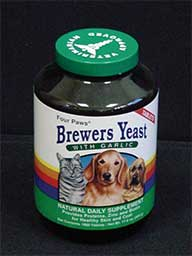 Brewers Yeast with Garlic Vitamins & Supplements - 125 Count