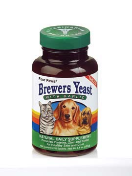 Brewers Yeast with Garlic Vitamins & Supplements - 250 Count