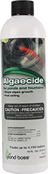 ALGAECIDE FOR PONDS AND FOUNTAINS