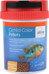 CICHLID COLOR PELLETS