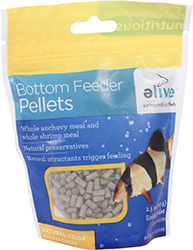 BOTTOM FEEDER PELLETS