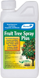 MONTEREY FRUIT TREE SPRAY PLUS CONCENTRATE