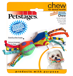 COOL CHEW DOG TOY