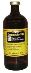 Duramycin 100 mg Injectable  500 ml
