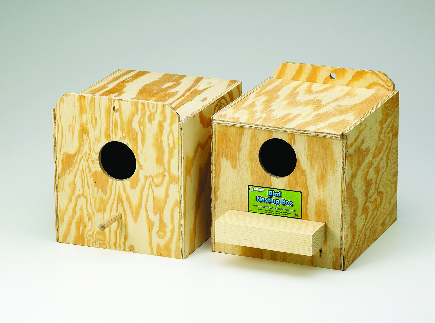 Cockatiel nesting box - regular