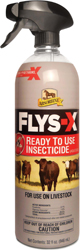 ABSORBINE FLYS-X RTU INSECTICIDE