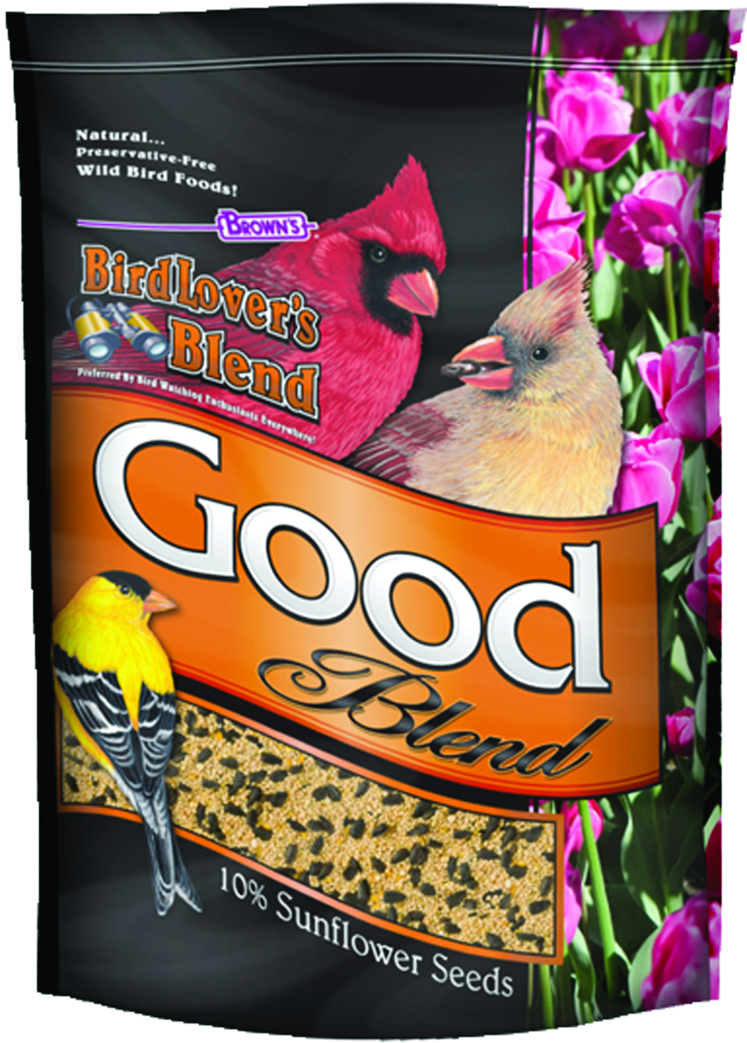 BIRD LOVERS BLEND GOOD BLEND