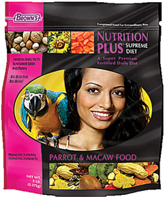 NUTRITION PLUS SUPREME FOOD