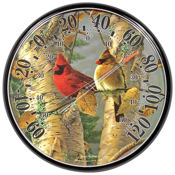 THERMOMETER CARDINALS
