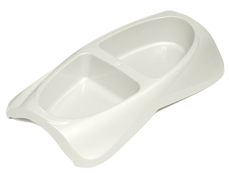 10 Oz Lightweight Double Dog Dish