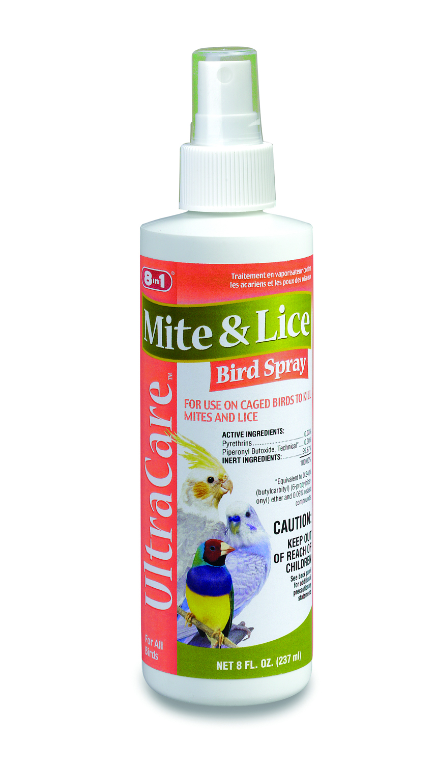ULTRACARE MITE AND LICE PUMP SPRAY