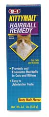 EXCEL KITTYMALT HAIRBALL REMEDY - PASTE