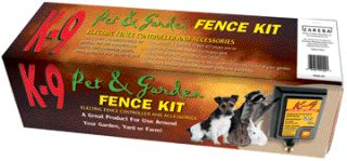 K-9 PET/GARDEN FENCER KIT