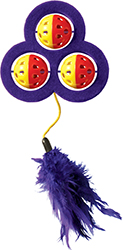 ACTIVE CHASE CRAZE CAT TOY