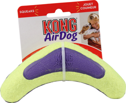 AIR DOG SQUEAKER BOOMERANG DOG TOY