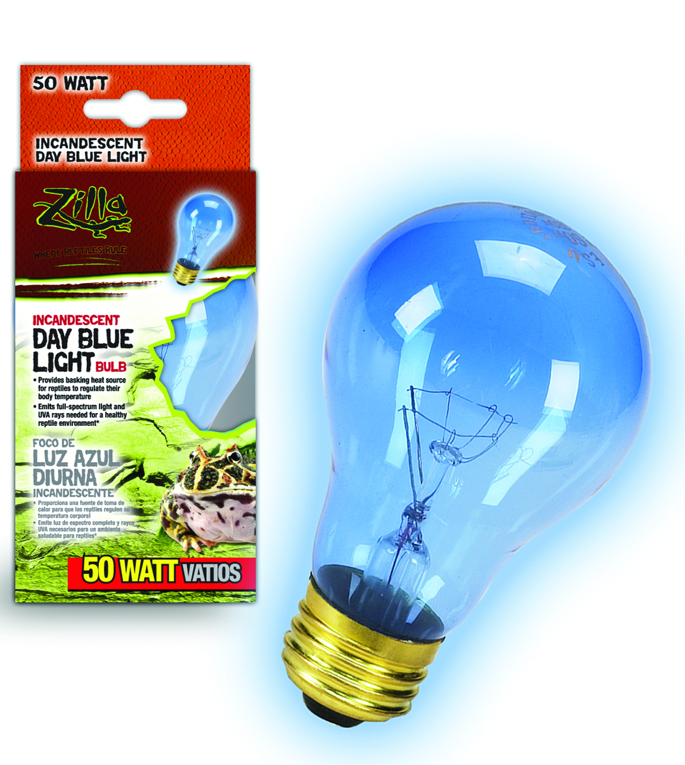 DAY BLUE INCANDESCENT BULB