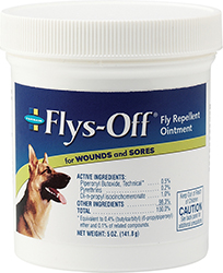5 Oz Flys-Off Ointment