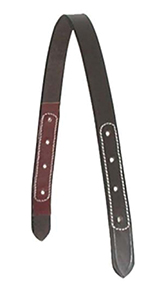 CROWN LEATHER HALTER