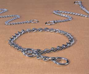"28"" Extra Heavy Duty Choke Chain"