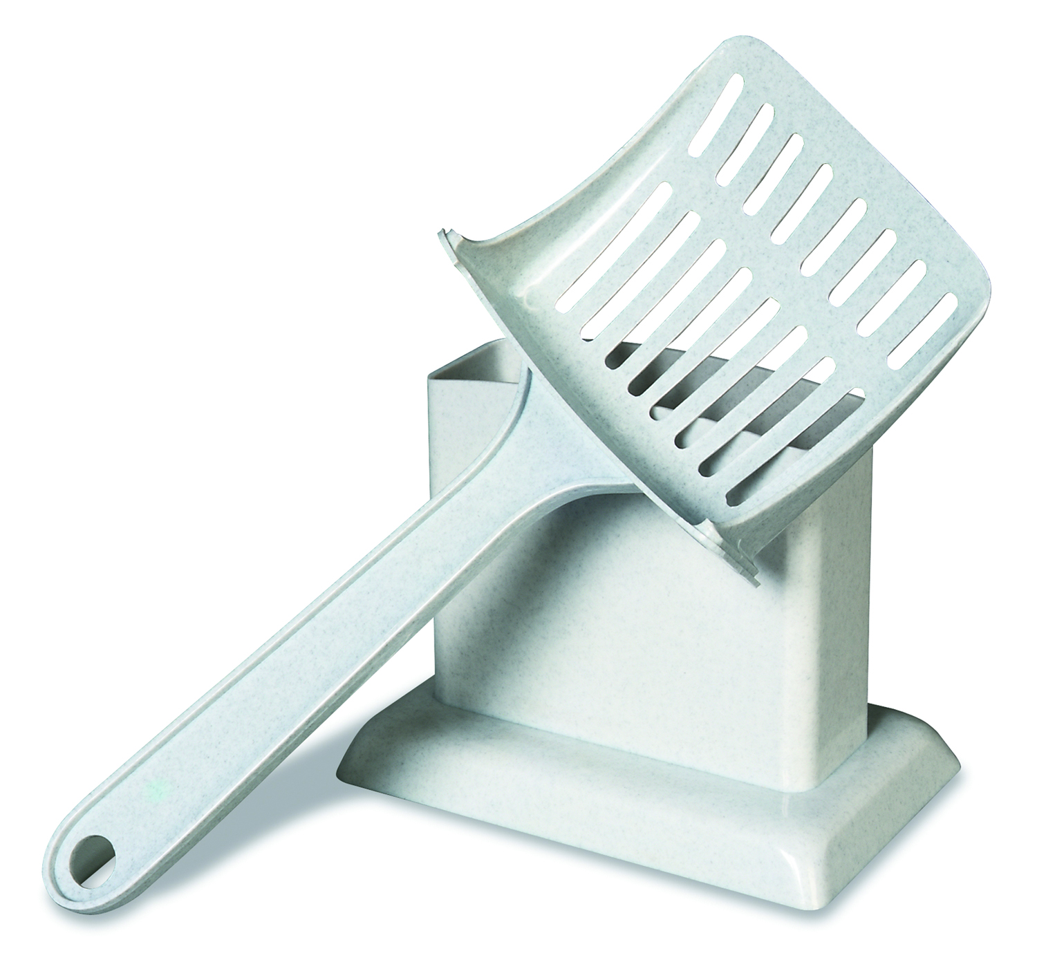 3.8 Inch Litter Scoop Stand