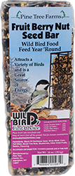 WILD BIRD'S FIRST CHOICE FRUIT BERRY NUT SEED BAR
