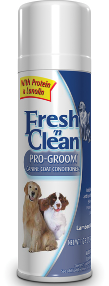 Pro-Groom coat conditioner for after dog shampoos - 12.5 oz