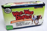 WEE WEE DIAPERS