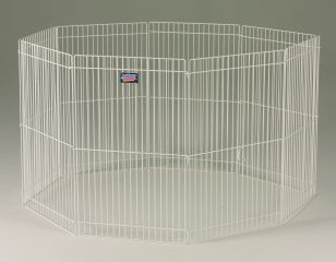 "Small Animal Exercise Pen - 29"" X 18"""
