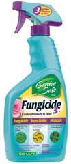 GARDEN SAFE FUNGICIDE 3 READY TO USE
