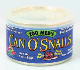 Can O' Snails - 1.7 Oz