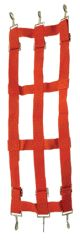 Nylon Stall Guard  - Red