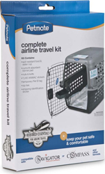 COMPLETE AIRLINE KENNEL TRAVEL KIT