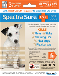 SPECTRA SURE IGR FOR DOGS