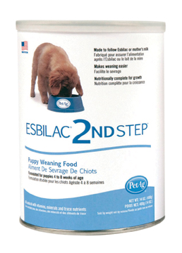 2nd Step Weaning Pup 14Oz