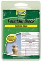 FOUNTAIN BLOCK ALGAE CONTROL