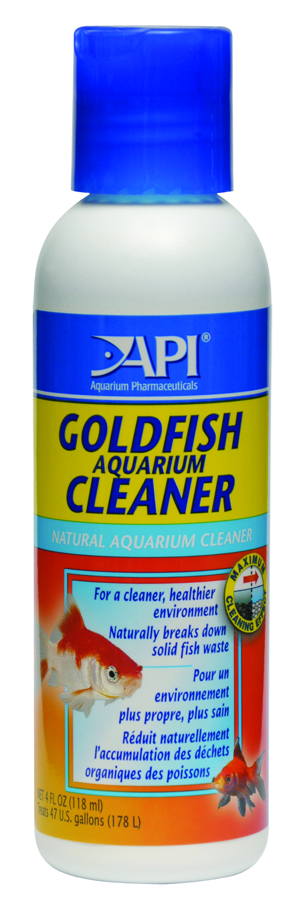 API GOLDFISH AQUARIUM CLEANER