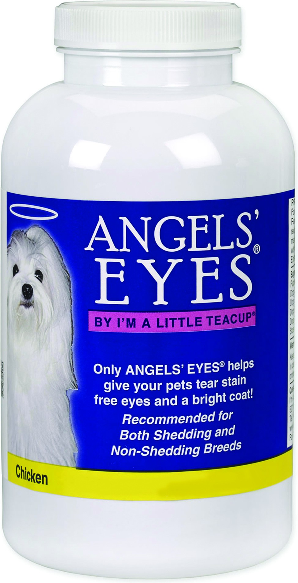ANGELS EYES NATURAL CHICKEN FLAVOR FOR DOGS