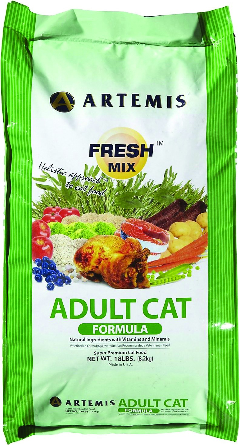 ARTEMIS FRESH MIX FELINE CAT FOOD