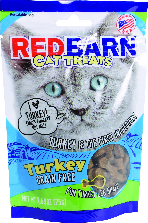 GRAIN FREE CAT TREATS
