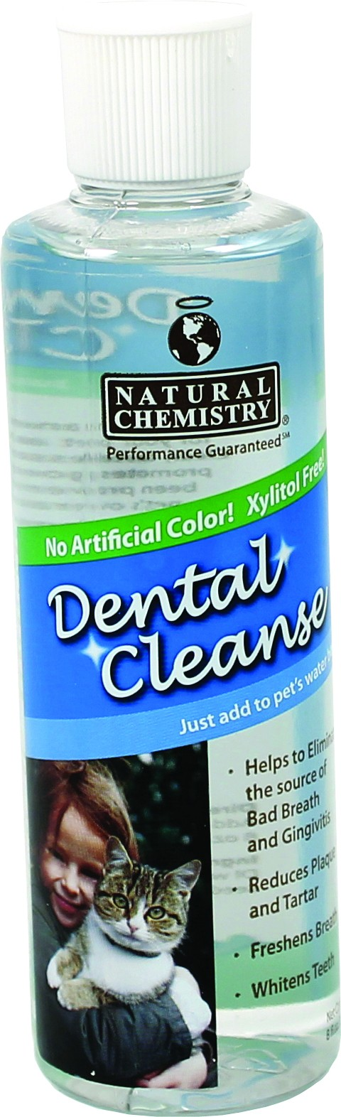 DENTAL CLEANSER FOR CATS