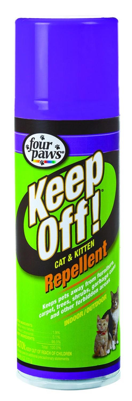 Cat & Kitten Repellant 6 Oz