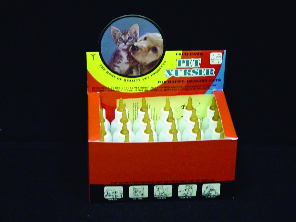 Dog Nurser Bottle Dis 2 Oz
