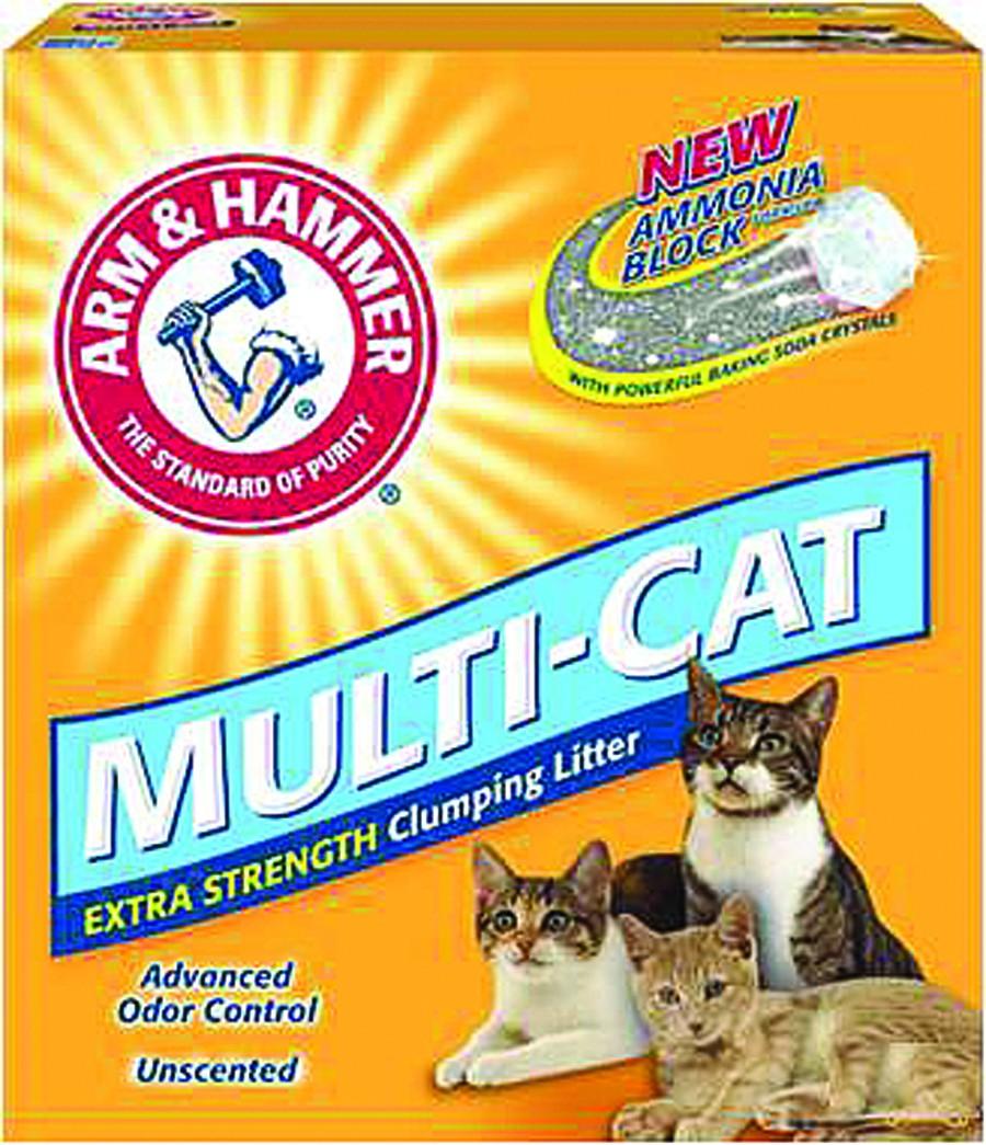 ARM & HAMMER MULTI-CAT CLUMPING LITTER