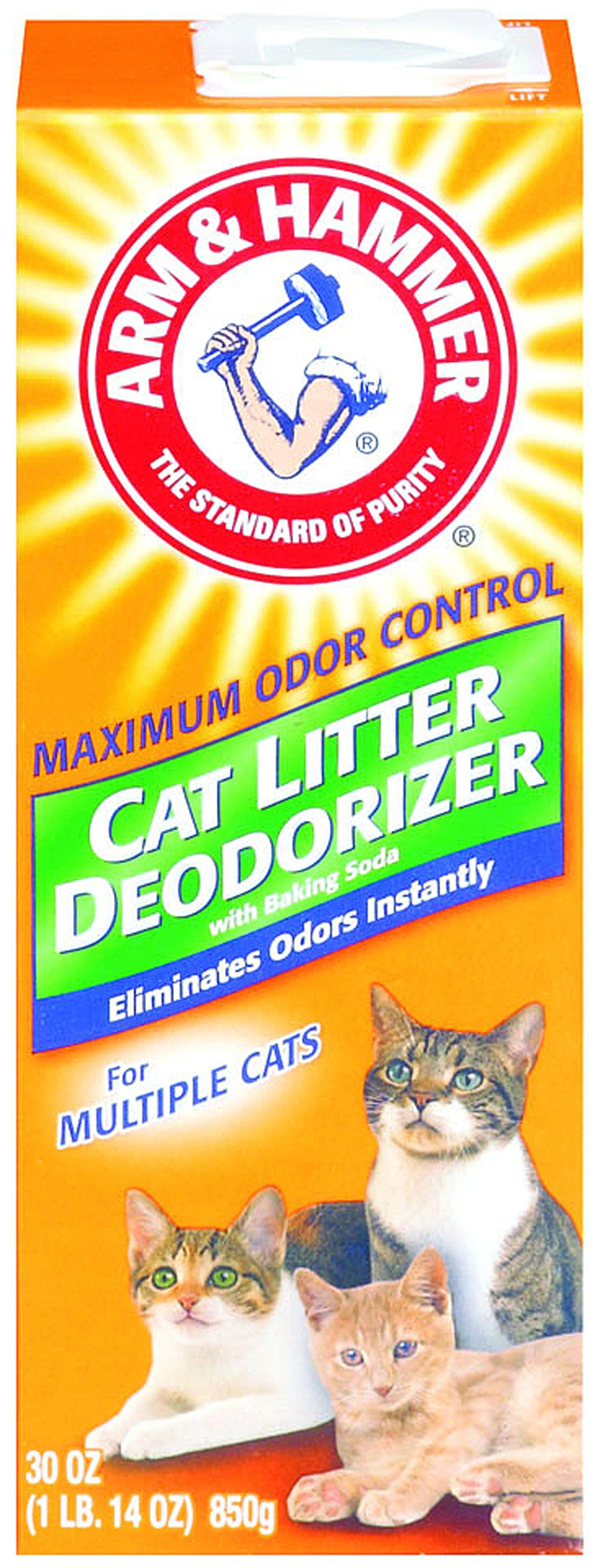 ARM & HAMMER CAT LITTER DEODORIZING POWDER