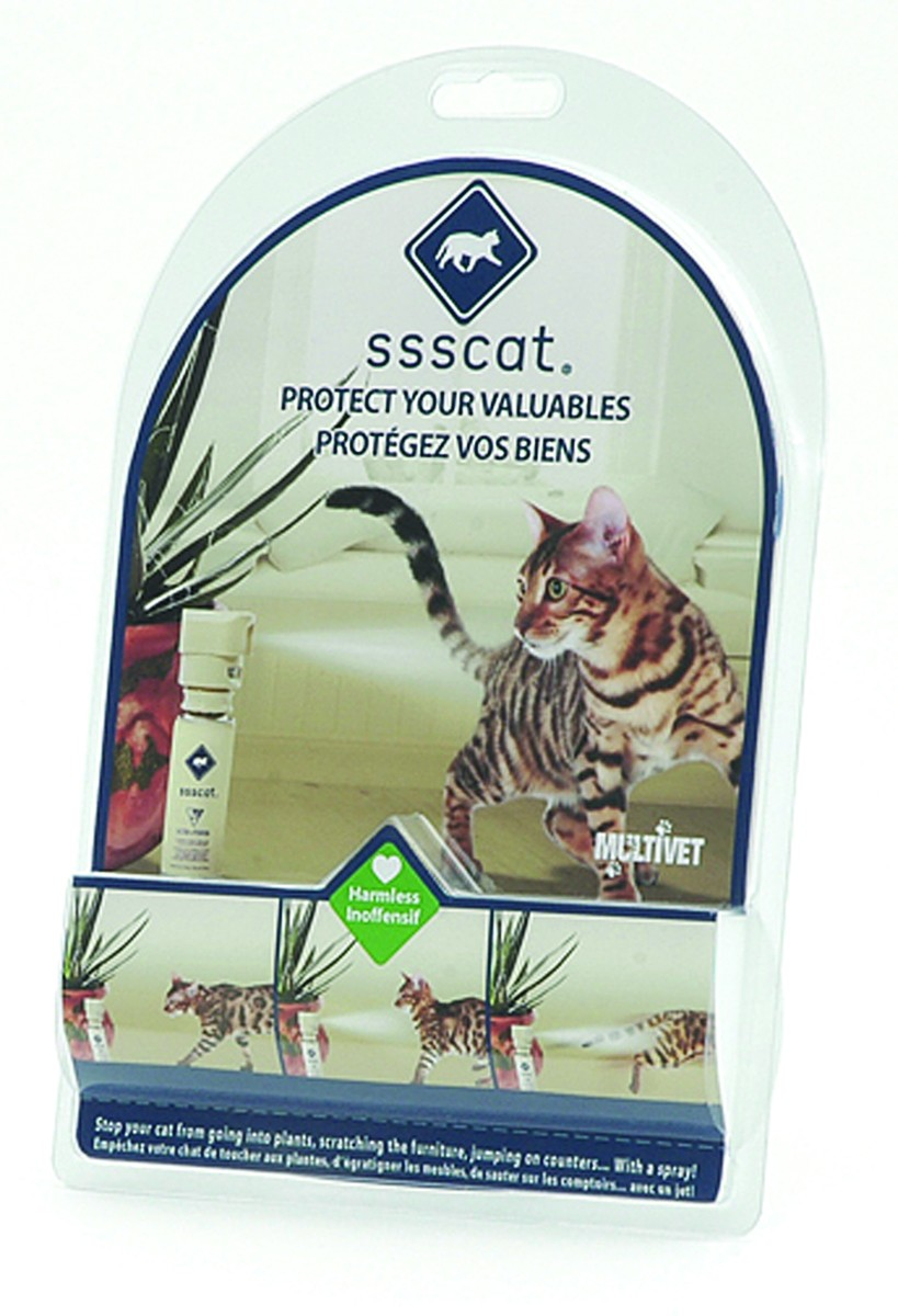 SSSCAT AUTOMATED CAT REPELLENT