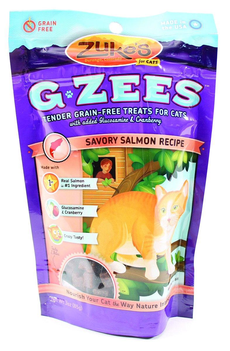 G-ZEES GRAIN-FREE TREATS FOR CATS