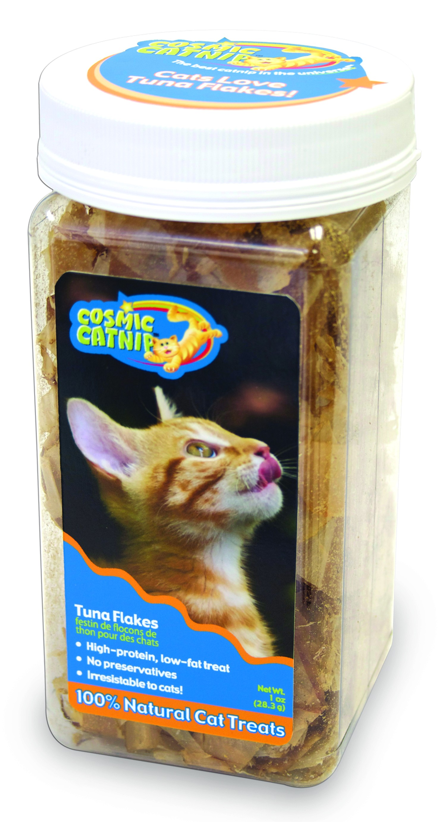 COSMIC CATNIP TUNA FLAKES