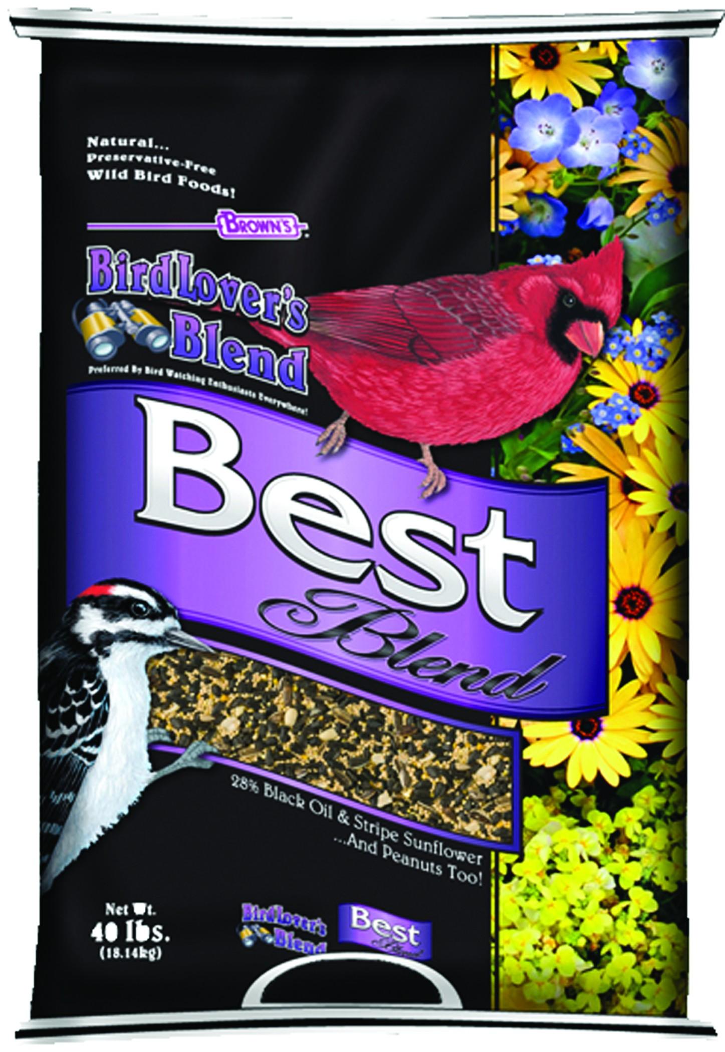 BIRD LOVERS BLEND BEST BLEND